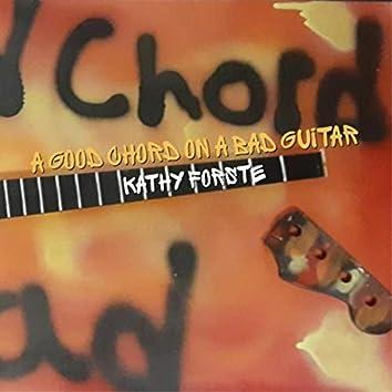 A Good Chord on a Bad Guitar