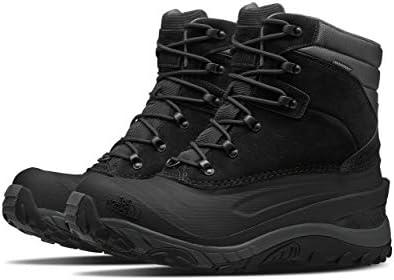 The North Face Men s Chilkat IV TNF Black Dark Shadow Grey 10 5 product image