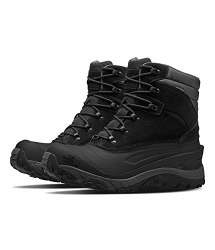The North Face Men's Chilkat IV, TNF Black/Dark Shadow Grey, 11