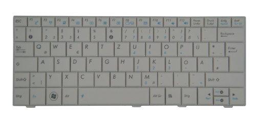 Original Tastatur ASUS Eee PC R105D Series Weiß NEU