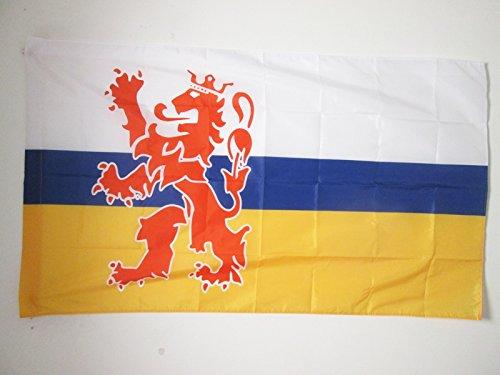 Fahne Flagge Hessen-Nassau 20 x 30 cm Bootsflagge Premiumqualität