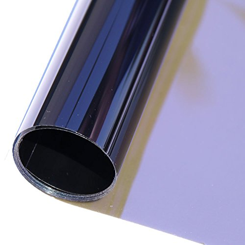 HOHO VLT25% Chamäleon-Folie für Autofenster, Nano-Keramik-Technologie, getönte Fensterfolie
