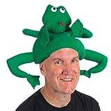 Tigerdoe Frog Costume Hat - Animal Hats - Novelty Hats - Frog Costume - Frog Costume Accessories