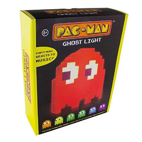 Paladone PP2722PMTX - Pac Man Lampe, Tischleuchte über USB-Anschluss