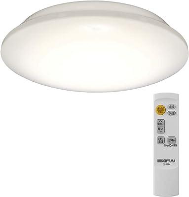 アイリスオーヤマ LEDシーリングライト 6.1 音声操作 プレーン 8畳 調光 CL8D-6.1V