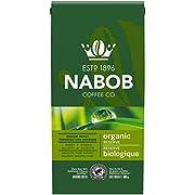 Nabob Organic Reserve Ground Coffee, 300g