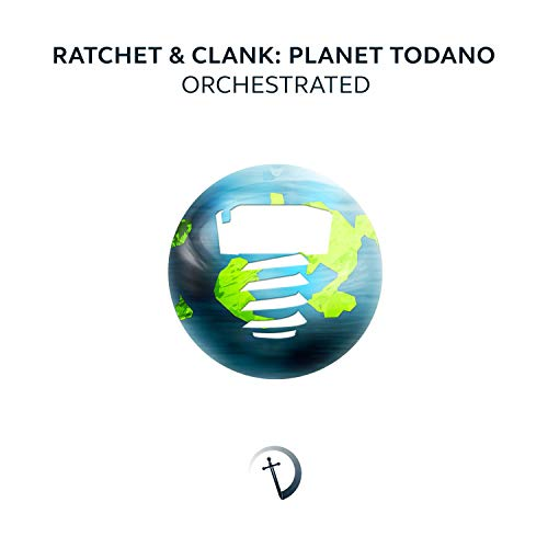 Planet Todano (From 'Ratchet & Clank: Going Commando')