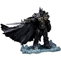 Ly-Figures World of Warcraft Deluxe Collector Figura: El Rey Exánime: Arthas Menethil - 8.6""
