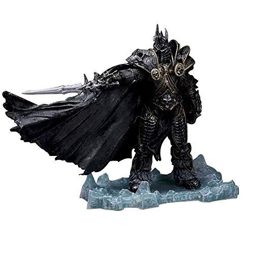 Ly-Figures World of Warcraft Deluxe Collector Figura: El Rey Exánime: Arthas Menethil - 8.6