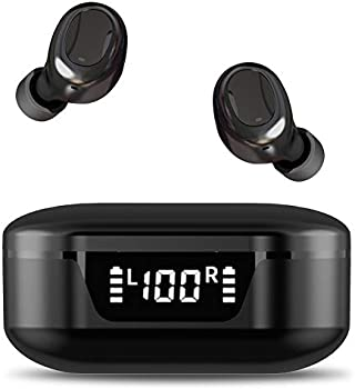 Oox True Wireless Touch Control Waterproof Headphones