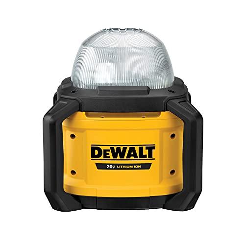DEWALT 20V MAX LED Work Light, Tool Only (DCL074)