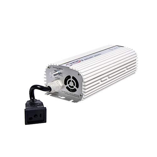 Vokaer Balasto Electrónico 1000W Lámpara De Haluro Metálico, Equipos De Suministro De Iluminación Crecen Hidropónico para HPS/MH Lámparas