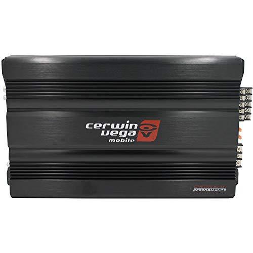 Read About Cerwin Vega CVP2500.5D CVP Series 5-Channel Class-D Amplifier (1100W RMS) + Free LAB Stic...