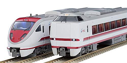 TOMIX HO Gauge Limited Hokuetsu Express 683 System 8000 Bill Express Train hakutaka Snow Rabbit 9-Car Set HO-9098 Model Railroad Train