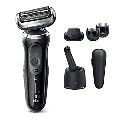 Braun Electric Razor for Men, Series 9 9290cc Electric Shaver With Precision Trimmer