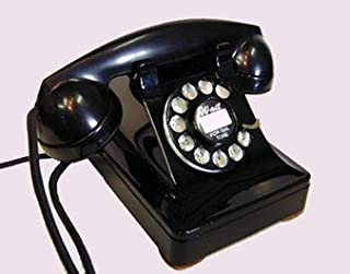 Custom Phones - Fun Home Products Western Electric Model 302 Phone - Near Mint Cond. Specify Housing Type: Steel
