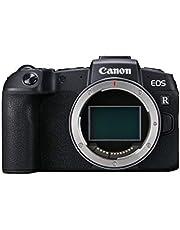 Canon EOS RP Body + EF-EOS R Adapter Cuerpo MILC 26,2 MP CMOS 6240 x 4160 Pixeles Negro - Cámara Digital (26,2 MP, 6240 x 4160 Pixeles, CMOS, 4K Ultra HD, Pantalla táctil, Negro)