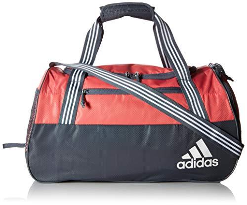 adidas Damen Squad Iv Duffel Tasche, Prisma Pink/Onix/Weiß, Einheitsgröße