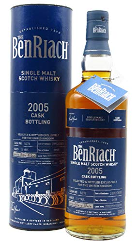 Photo of BenRiach – Single Cask #5278-2005 13 year old Whisky