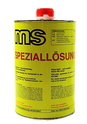 Holzkitt & Knetholz Knetholz Speziallösung Bild