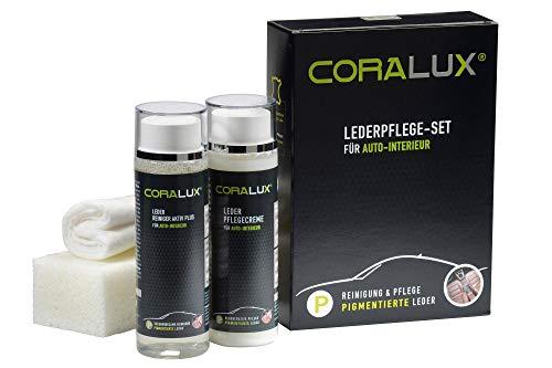 LCK CORALUX® Lederpflegeset