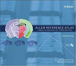 The Allen Reference Atlas, (Book + CD-ROM): A Digital Color Brain Atlas of the C57BL/6J Male Mouse