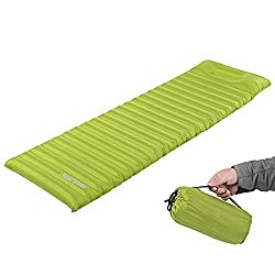 budget sleeping pad hiking Naturehike ultralight