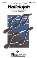 Leonard Cohen Hallelujah (SATB). Partitions pour SATB, Accompagnement Piano