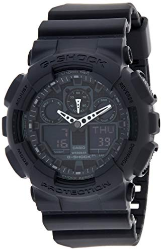 Casio Watch (Model: GA100-1A1)