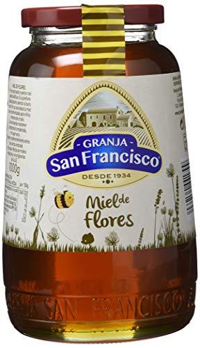 GRANJA SAN FRANCISCO miel de milflores frasco 1 kg