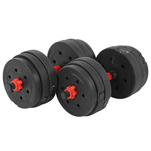 WLH 2 X 10 Kg Dumbells Gewichte ...