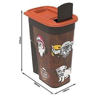 Rotho Container Croquette Pour Chien