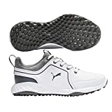 PUMA Grip Fusion 2.0 Mens Golf Shoes (Numeric_11) White