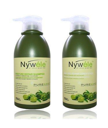 Nywele Moisture Repair Shampoo and Conditioner SET - 27 oz (800ml) Each