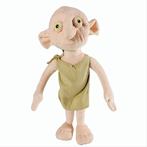 N\A 35cm Dobby Plush Toys, Anime Movie Plush Doll Soft Stuffed Doby Plush Animals Stuffed Doll For Children Gifts 35cm as pic