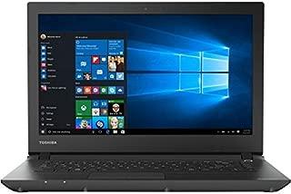 TOSHIBA Laptop Satellite CL45-C4330 Intel Celeron N2840 (2.16 GHz) 2 GB Memory 32 GB SSD Intel HD Graphics 14.0' Touchscreen Windows 10 Home