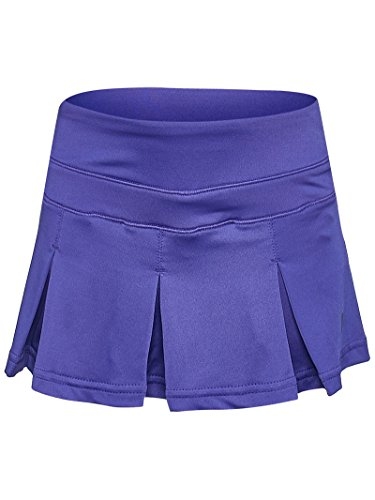 Prince Girl's Spring Pleated Skirt Purple XL
