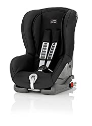 Compatible with ISOFIX or 3-point seat belt installation this seat caters to any car Comfort without compromise - deep, padded side wings and multi-position recline Pivot link system to reduce forward movement in the event of an accident Height-adjus...