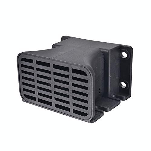LIUWEI Bocina de 12 V 24 V 36 V 48 V 30 W 112 db impermeable de la bocina del vehículo de marcha atrás de alarma de respaldo de alarma para camión de construcción vehículo pesado