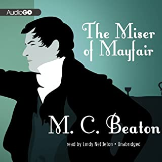The Miser of Mayfair audiobook cover art