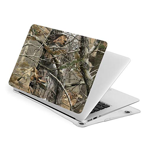 Laptop Case for MacBook Realtree Camo Drawstring7 Laptop Computer Hard Shell Cases Cover (New Air13 / Air13 / Pro13 / Pro15)