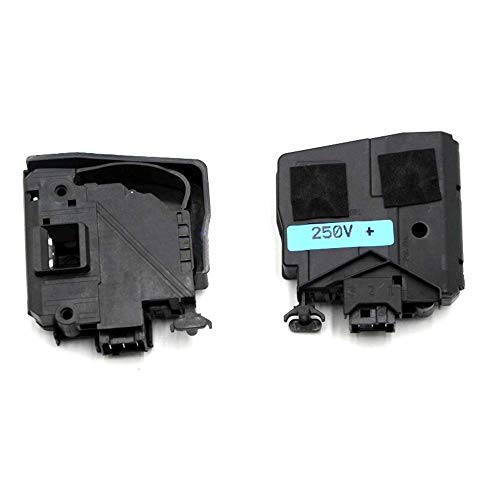 Ajuste actualizado para Samsung WD12J8420GX / SC WW90H7410EW interruptor de bloqueo de puerta TYPE881 Lavadora partes
