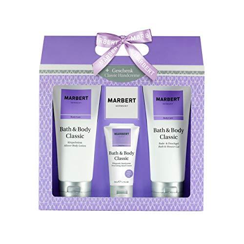 Marbert Bath& Body Classic Cadeauset # 1 St