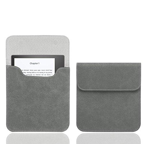 Walnew 17,8cm Kindle Oasis Housse de Protection Ultra léger et Fin étui de Protection Sac de Transport pour Kindle Oasis Dévoilés en 2017