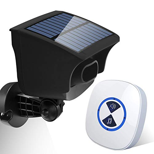 Otdair Solar Driveway Alarm System