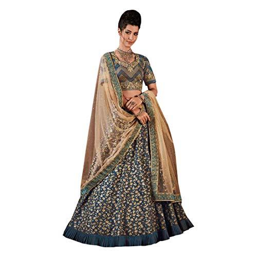 Designer Wedding Bridal Lehenga Choli Ghagra Girl Skirt Top Rock Kleid mit Dupatta Frauen traditionelle Hochzeit indische Frau festlich Hijab Kaftan Burqua Women Braut Bollywood Punjabi 8640