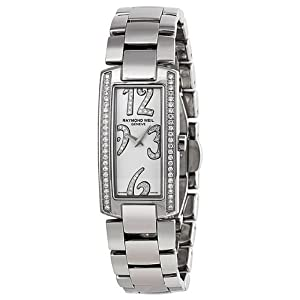 Raymond Weil Shine Diamond Stainless Steel Ladies Watch 1500-ST1-05383 Sale and For Sale and review