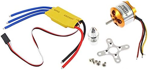 A2212 1000KV Brushless Outrunner Motor with 30A Brushless ESC Set Speed Controllers for DJI product image
