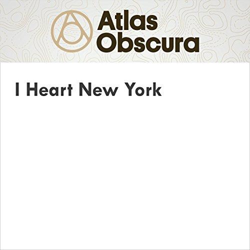 I Heart New York audiobook cover art