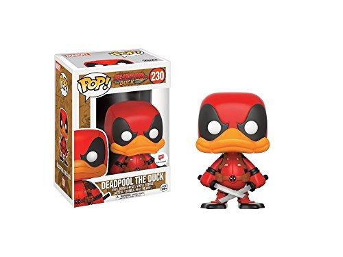 Funko POP! Marvel: X-men: Deadpool Exclusivo